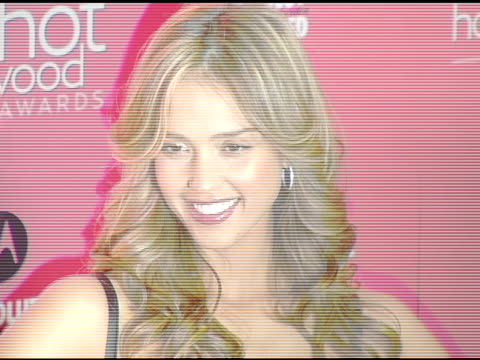 jessica alba at the us weekly hot hollywood awards at republic restaurant and lounge in los angeles, california on april 26, 2006. - us weekly stock videos & royalty-free footage