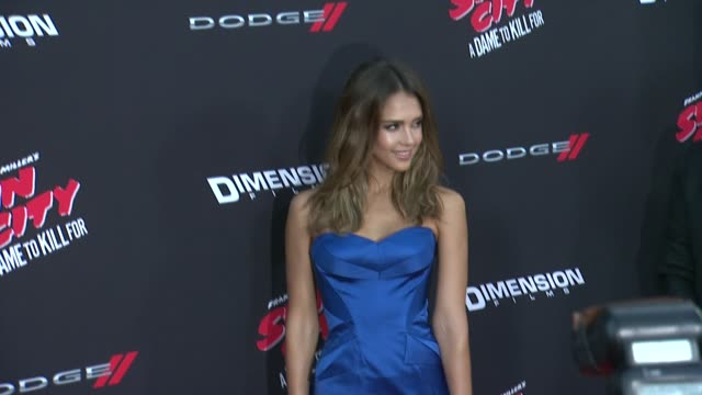 Jessica Alba Jaime King at Sin City A Dame To Kill For Los Angeles Premiere at TCL Chinese Theatre on August 19 2014 in Hollywood California