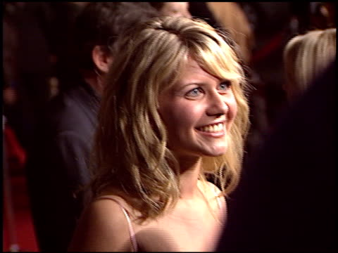 jessica bohrs at the 'eurotrip' premiere at grauman's chinese theatre in hollywood, california on february 17, 2004. - mann theaters stock videos & royalty-free footage