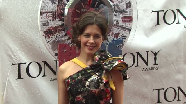 Jessica Hecht at the 64th Annual Tony Awards at New York NY