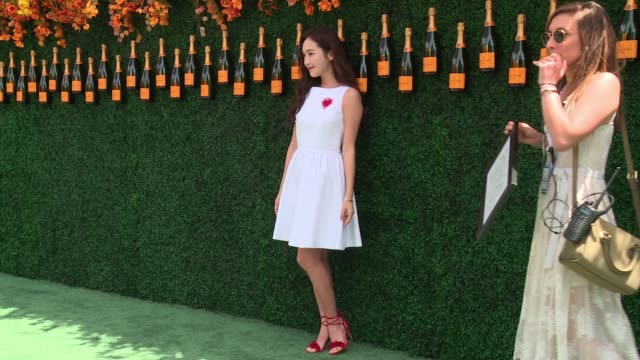 Jessica Jung at TenthAnnual Veuve Clicquot Polo Classic at Liberty State Park on June 03 2017 in Jersey City New Jersey