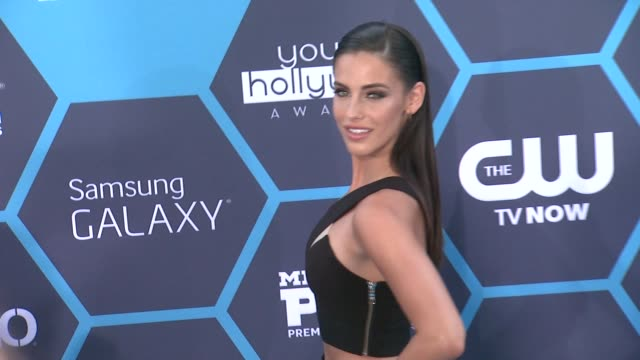Jessica Lowndes at 16th Annual Young Hollywood Awards at The Wiltern on July 27 2014 in Los Angeles California