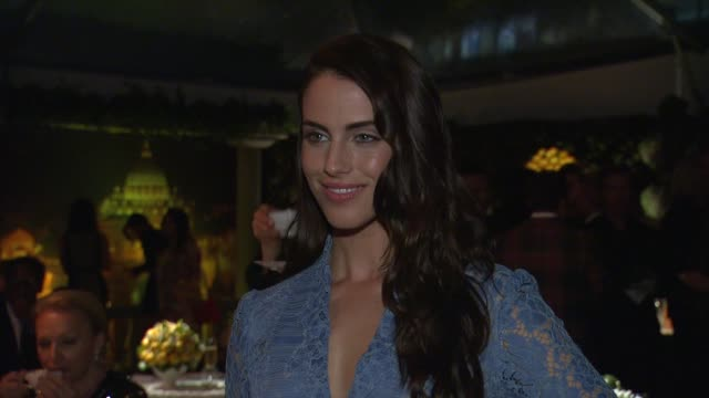 Jessica Lowndes at BVLGARI Celebrates Elizabeth Taylor's Magnificent Collection Of BVLGARI Jewelry on 2/19/13 in Los Angeles CA
