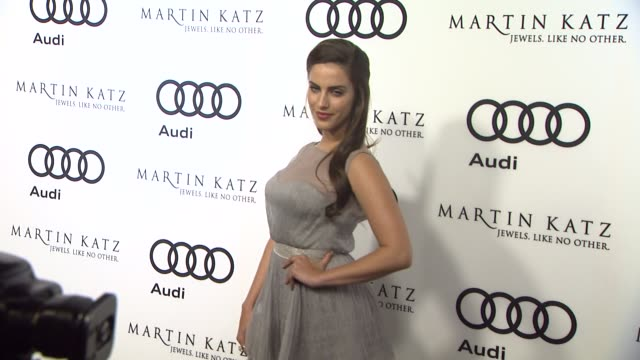 Jessica Lowndes at the Audi And Martin Katz Celebrate The 2012 Golden Globe Awards in West Hollywood CA