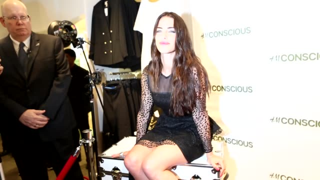 Jessica Lowndes hosts launch for the Conscious Collection at HM Jessica Lowndes hosts launch for the Conscious on April 04 2013 in Miami Florida