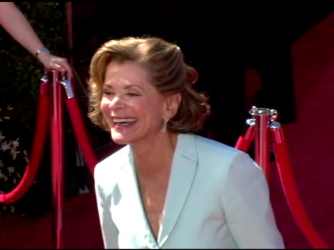 jessica walter at the 2006 primetime emmy awards arrivals at the shrine auditorium in los angeles, california on september 19, 2004. - shrine auditorium stock videos & royalty-free footage