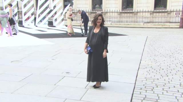 jessie ware at royal academy of arts summer exhibition preview party 2016 on june 7 2016 in london england - royal academy of arts stock videos & royalty-free footage