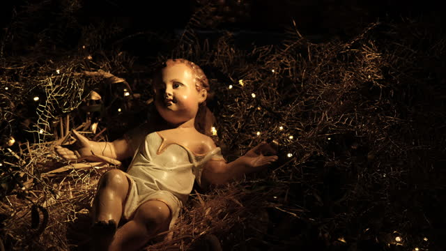 まあ - キリスト降誕点の映像素材/bロール