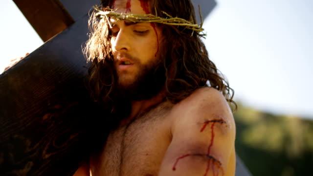 jesus christ - resurrection religion stock videos & royalty-free footage