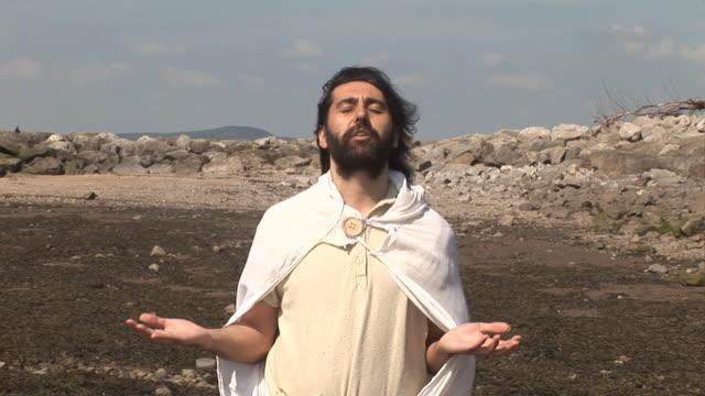 Jesús/Discepolo pregare-HD & PAL
