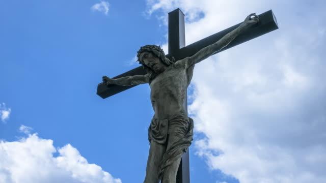 イエスのクロス - キリスト教点の映像素材/bロール