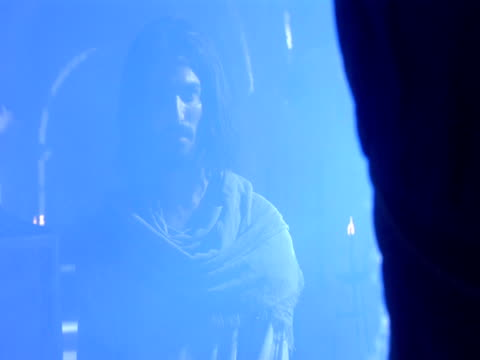 jesus stands before pontius pilate. - roman reenactment stock videos & royalty-free footage