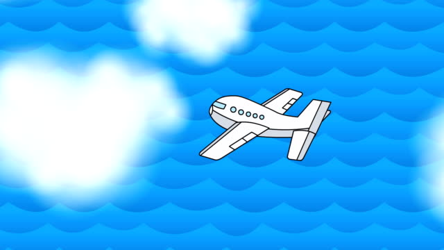 jet plane in the sky - loopable - military aeroplane stock videos & royalty-free footage