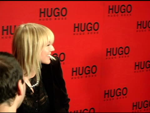 jewel at the bash and celebration of hugo boss' fall winter 2005 collections at the beverly hilton in beverly hills, california on march 15, 2005. - hugo boss stock videos & royalty-free footage