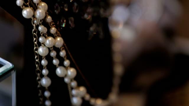 Juwelen - Stock footage