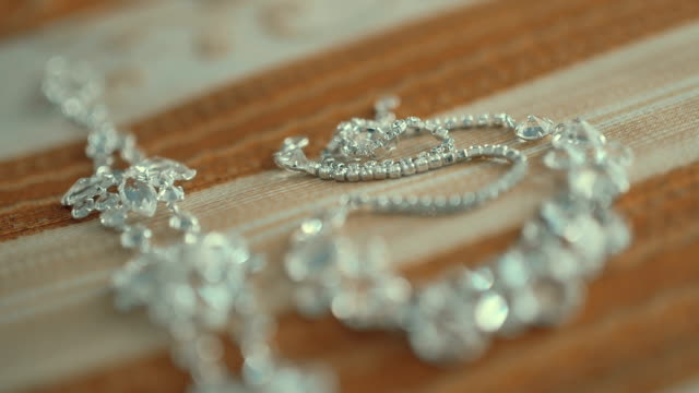 Jewellery - Stock footage