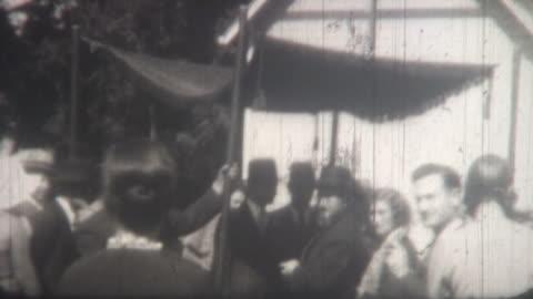 jewish wedding 1920's - judaism stock videos & royalty-free footage