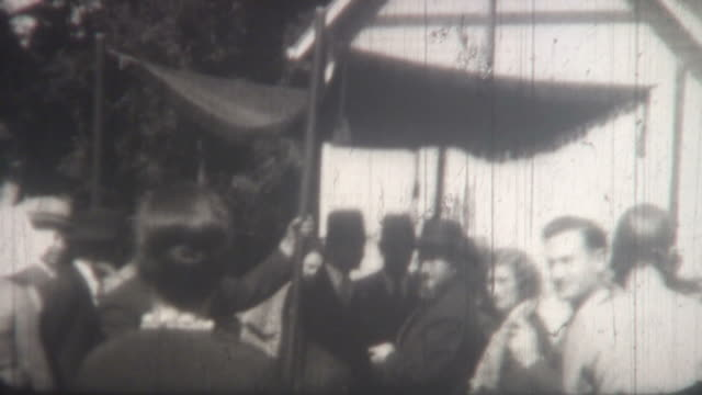 stockvideo's en b-roll-footage met jewish wedding 1920's - 1920