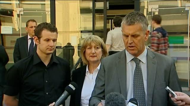 Derbyshire man pleads guilty Branson speaking on behalf of Matthew Ashton SOT