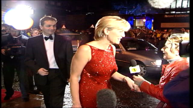 barry george granted right to appeal lib london jill dando arriving at national television awards - jill dando stock videos and b-roll footage