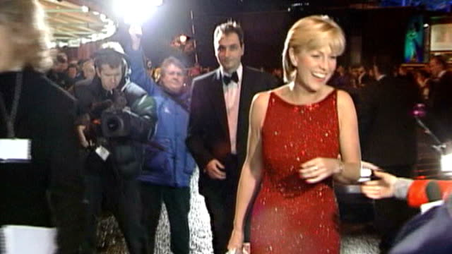 barry george retrial begins r27109835 london jill dando arriving at national television awards - jill dando stock videos & royalty-free footage