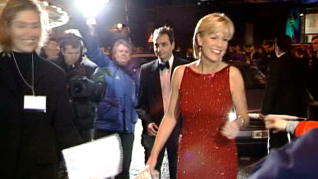 barry george retrial day 1 r27109835 london photography *** jill dando arriving at national television awards ends - jill dando stock videos & royalty-free footage