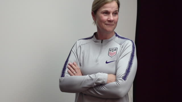 Jill Ellis at FIFA Women's World Cup France 2019 Team Portrait Session on June 08 2019 in Reims
