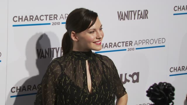 Jill Flint at the 2nd Annual Character Approved Awards Cocktail Reception at New York NY