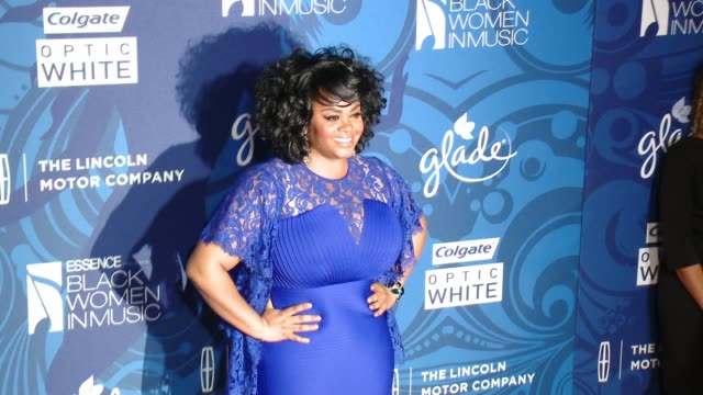 jill scott at 6th annual essence black women in music event honoring singer/songwriter/storyteller jill scott in los angeles, ca 2/5/15 - storyteller stock videos & royalty-free footage