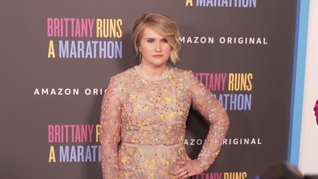 "CA: Los Angeles Premiere of ""Brittany Runs A Marathon"""