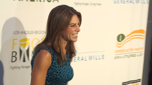 Jillian Michaels at the 'Rock A Little Feed A Lot' Benefit Concert at Los Angeles CA