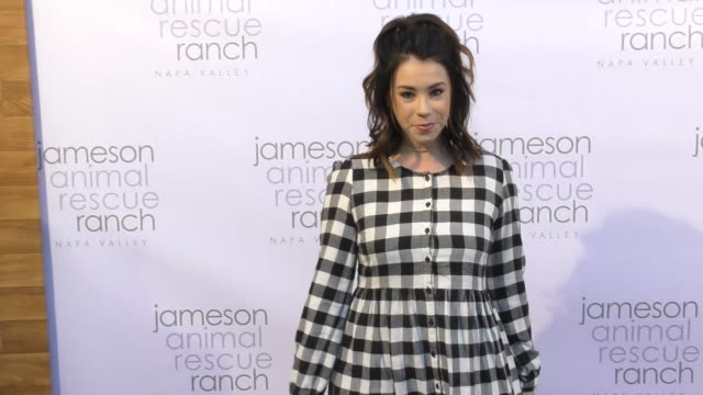 Jillian Rose Reed at The Jameson Animal Rescue Ranch Presents Napa In Need A Wildlife Relief Benefit For The Animals of Napa Valley on December 02...