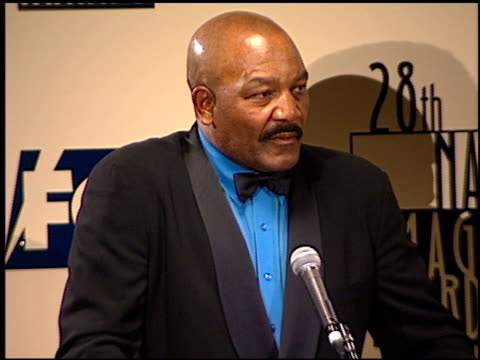 Jim Brown at the NAACP 28th Annual Image Awards on February 8 1997