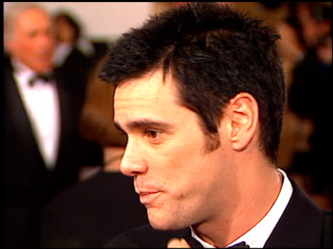 jim carrey at the afi honors honoring clint eastwood entrances at the beverly hilton in beverly hills california on march 1 1996 - 1996 stock videos and b-roll footage