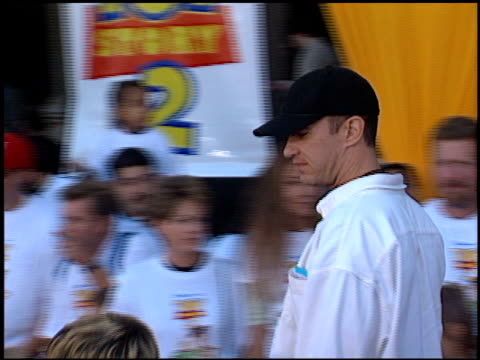 Jim Hanks at the 'Toy Story 2' Premiere at the El Capitan Theatre in Hollywood California on November 13 1999
