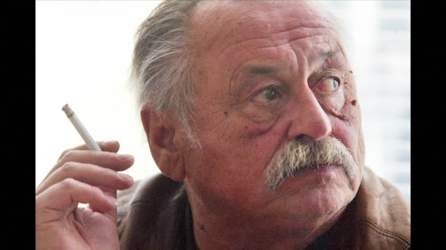 jim harrison the american novelist and poet who explored the natural world in such works as legends of the fall has died his publisher confirmed... - poet stock videos & royalty-free footage