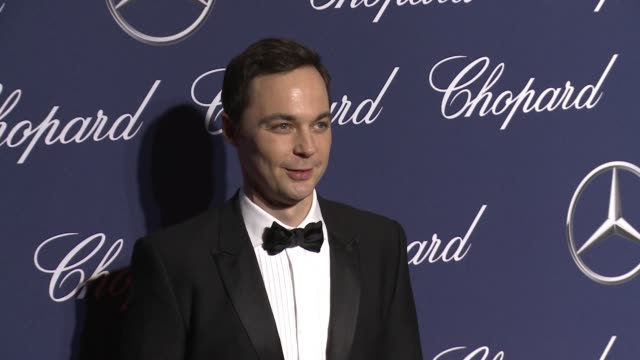 Jim Parsons at 28th Annual Palm Springs International Film Festival Awards Gala in Los Angeles CA