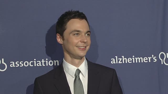 jim parsons at the 18th annual 'a night at sardi's' fundraiser and awards dinner at beverly hills ca - jim parsons stock videos and b-roll footage