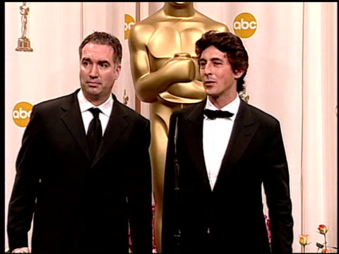 jim taylor at the 2005 academy awards at the kodak theatre in hollywood, california on february 27, 2005. - 77th annual academy awards stock videos & royalty-free footage