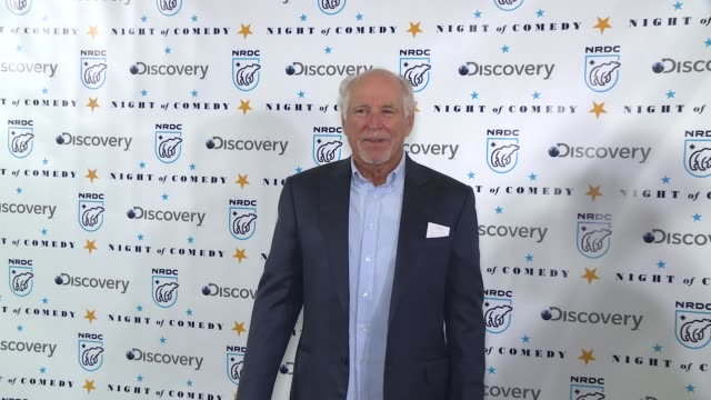 jimmy buffett at the natural resources defense council presents night of comedy benefit hosted by seth meyers at new york historical society on april... - seth meyers stock videos and b-roll footage