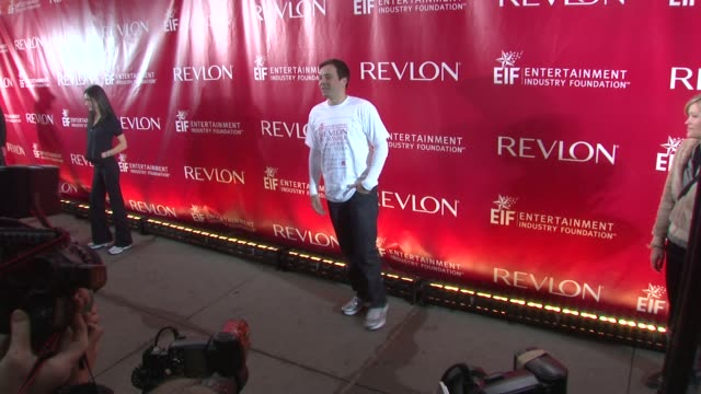 Jimmy Fallon at the 12th Annual EIF Revlon Run/Walk for Women in New York City at New York NY