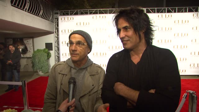 jimmy iovine and raphael mazzucco on what culo is about on the inspiration for the book on the characteristics of a woman that embodies the word culo... - raphaël haroche stock videos & royalty-free footage