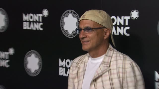 jimmy iovine at montblanc honors quincy jones at the montblanc de la culture arts patronage awards ceremony on 10/02/12 in los angeles california - quincy jones stock videos & royalty-free footage