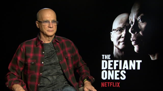 jimmy iovine on not letting the control go on the documentary, allen hughes, dr. dre and him letting allen hughes having freedom to make the right... - documentary film stock videos & royalty-free footage