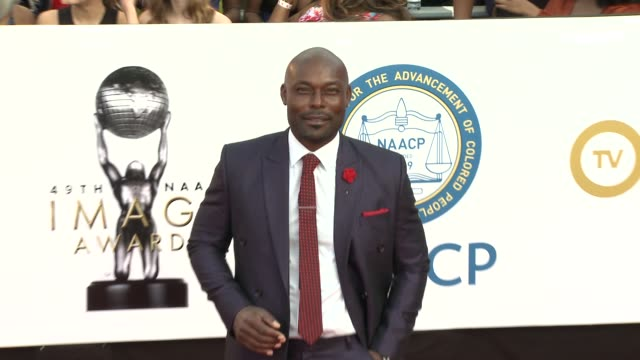 jimmy jean-louis at the 49th naacp image awards at pasadena civic auditorium on january 15, 2018 in pasadena, california. - pasadena civic auditorium stock videos & royalty-free footage