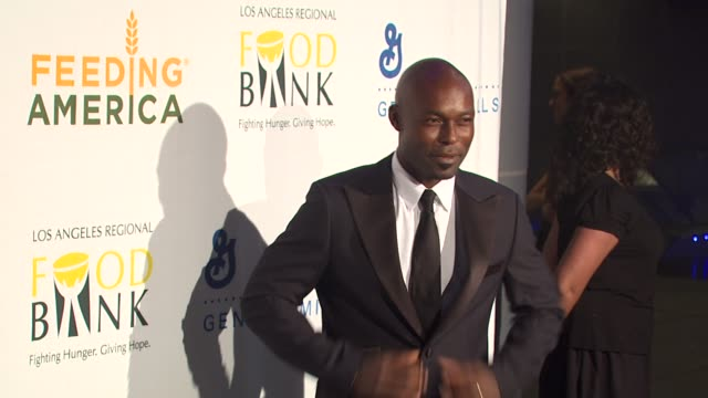 Jimmy JeanLouis at the 'Rock A Little Feed A Lot' Benefit Concert at Los Angeles CA