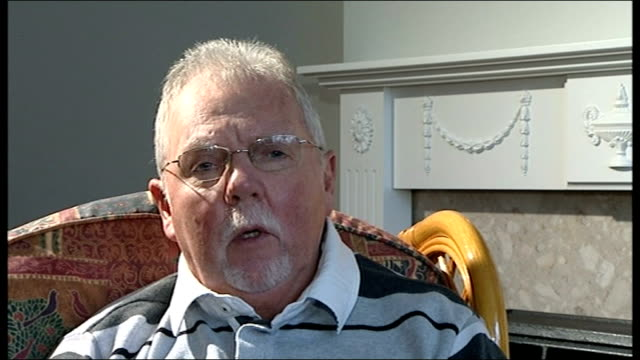 stockvideo's en b-roll-footage met family speak out yorkshire int roger foster interview sot i'm reeling / can't describe how horrible i feel / must have been terrible burden for... - scarborough engeland
