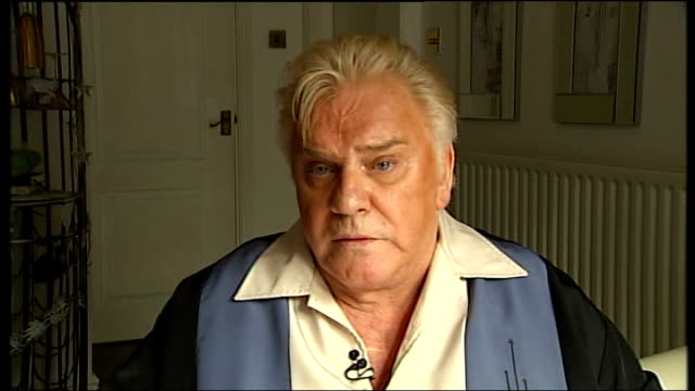 Freddie Starr arrested R10101217 / ENGLAND Warwickshire INT Freddie Starr 2 WAY interview SOT I want a police investigation I want one I want them to...