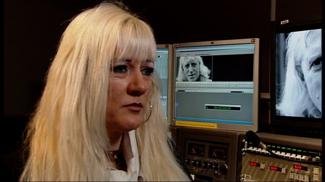 vídeos de stock, filmes e b-roll de report reveals police failings interviews gir debbie curtis interview sot consolation that people are now admitting that mistakes were made / need to... - saville report