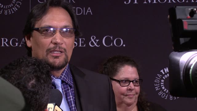 jimmy smits at 2016 paley center for media's tribute to hispanic achievements in television at cipriani wall street on may 18 2016 in new york city - jimmy smits stock videos and b-roll footage